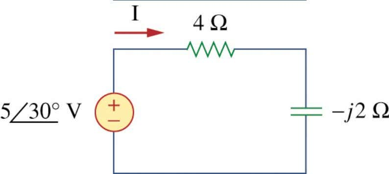the average power supplied by the source and the average power absorbed by the resistor. Chap