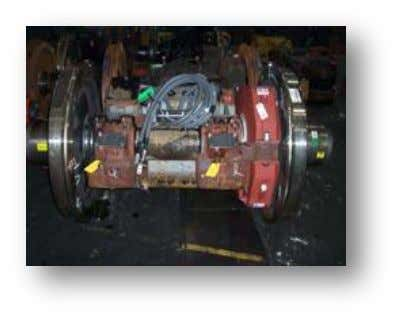 Traction motor • Electric motor providing the primary rotational torque of a machine, usually for conversion