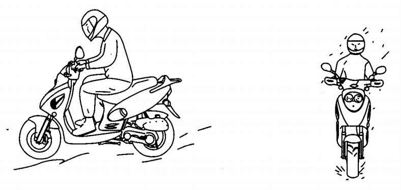 should reduce speed . · When down climb, return the throttle to closing place, and constantly