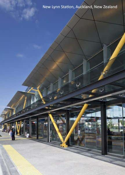 New Lynn Station, Auckland, New Zealand
