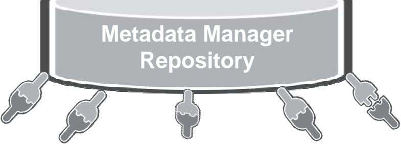 Metadata Manager Repository