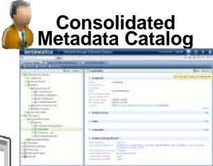 Consolidated Metadata Catalog