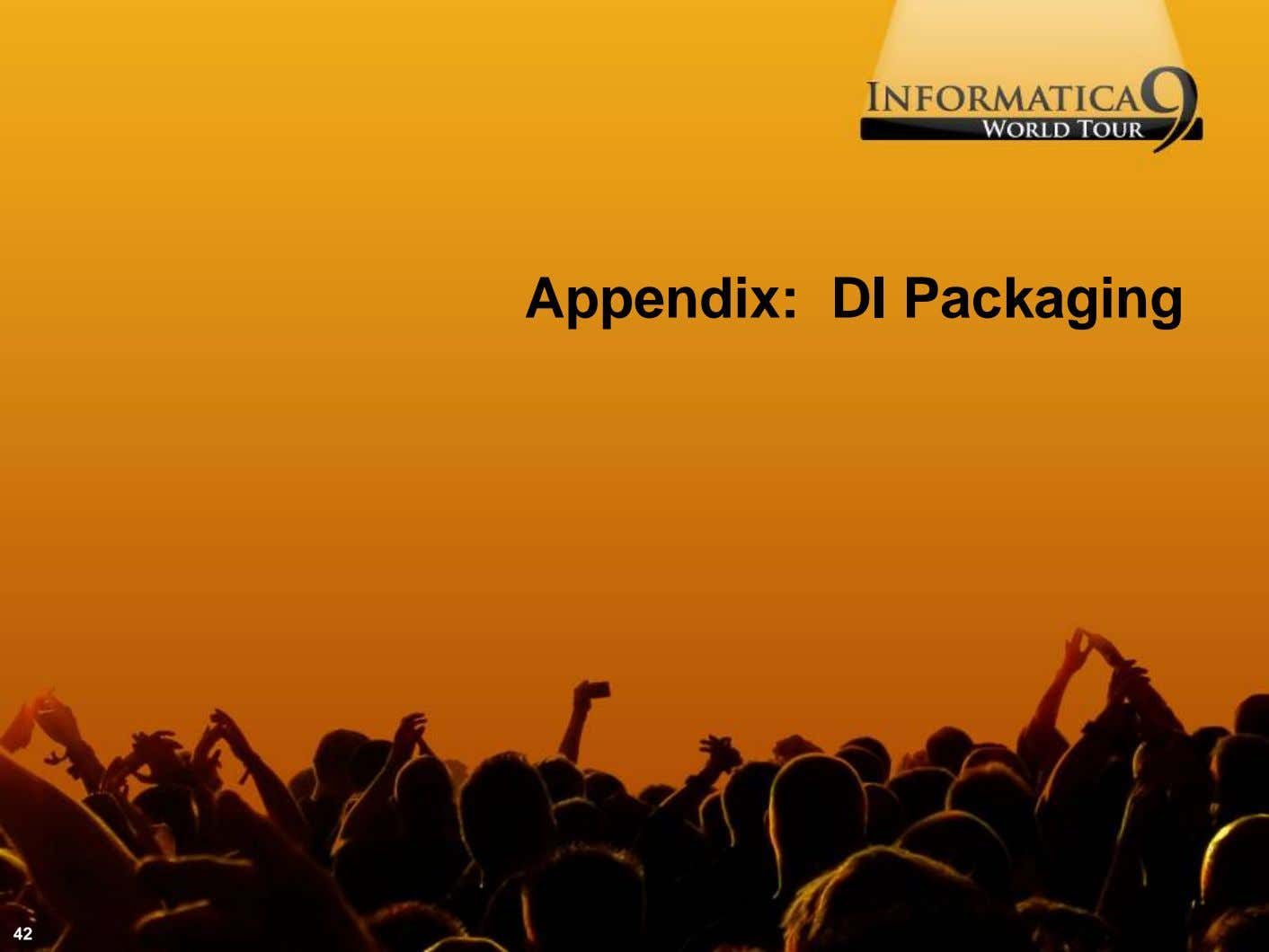 Appendix: DI Packaging 42