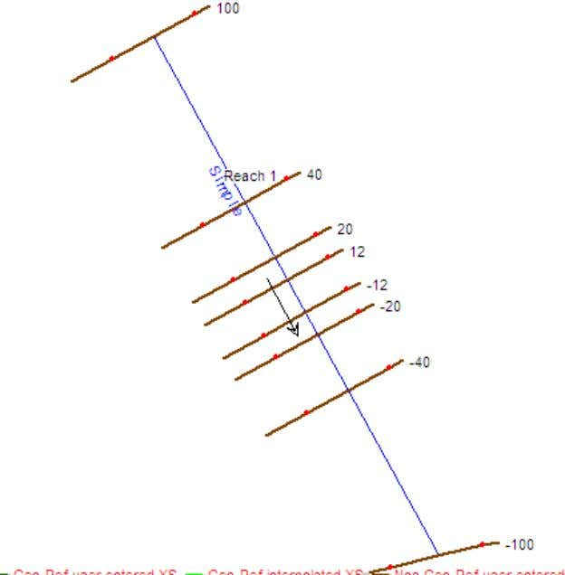 • This is a good time to save the Geometry Data. It is suggested that you