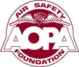 made possible through contributions from pilots like you. © Copyright 2002, AOPA Air Safety Foundation 421