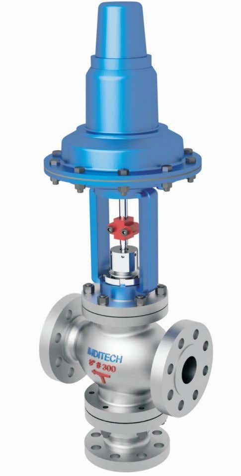 3-WAY VALVES INDITECH VALVES PVT. LTD. Values 'n' Valves
