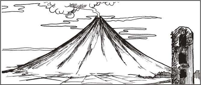 downslope with the help of gravity and prevailing winds. Since 1616, Mayon Volcano has had 46