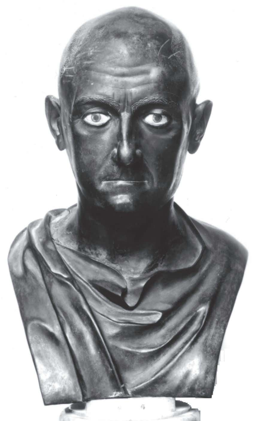 VÉRONIQUE DASEN Figure 2 : Bronze, d'Herculanum. Naples MAN 5634. Photo du musée. 236