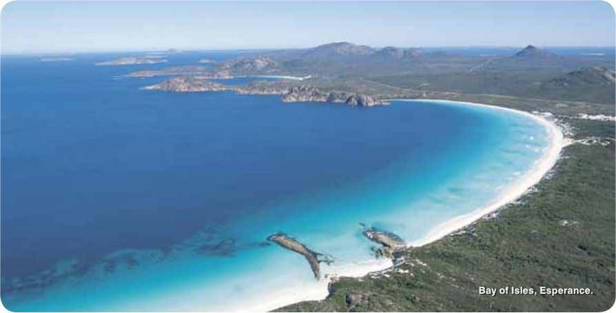 Bay of Isles, Esperance.