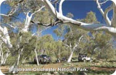 Millstream-Chichester National Park.