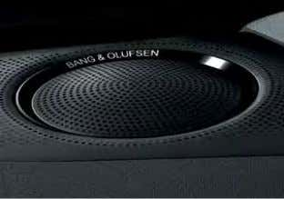 in the bumpers (Saloon models only) Audi Music Interface Bang & Olufsen sound system S4 badging