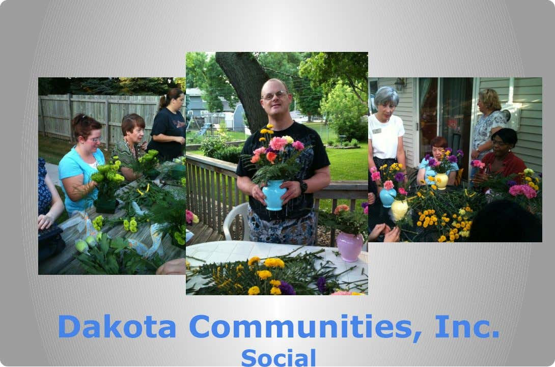 Dakota Communities, Inc. Social