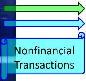 Nonfinancial Transactions