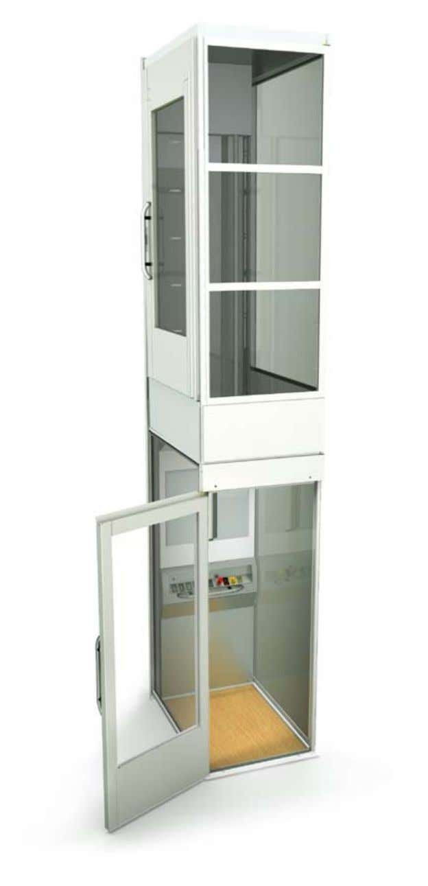 Aritco 4000 inspired in design, comfort and simplicity, the 4000 series lifts offer a range of