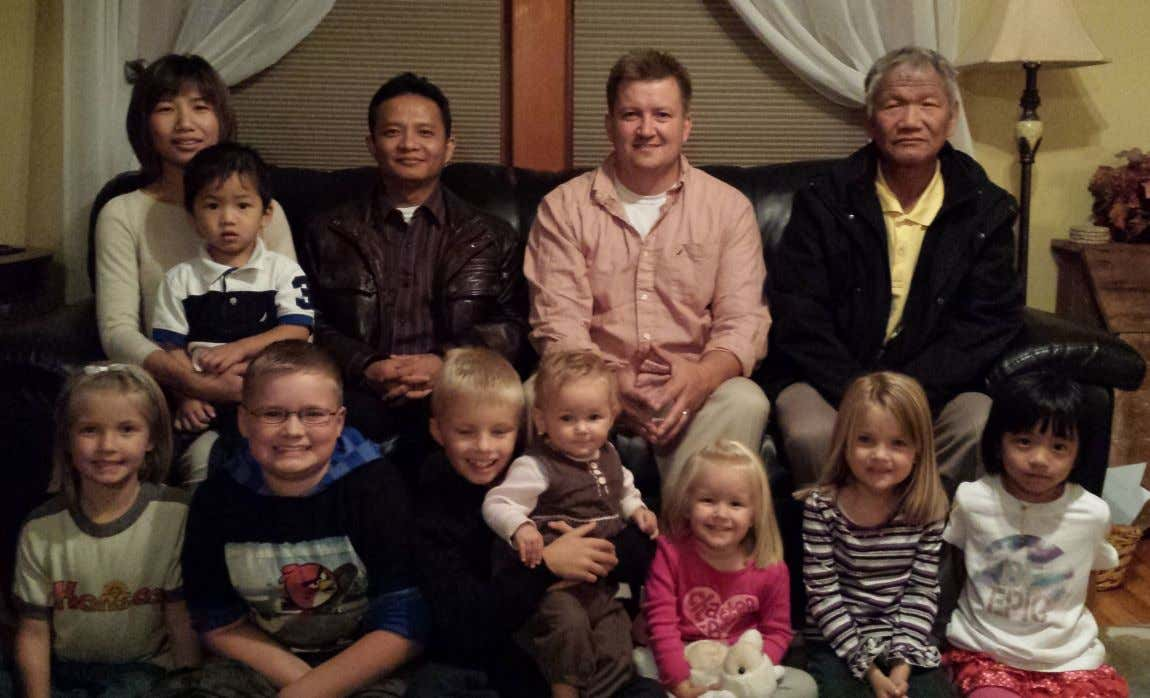 The Gelatt Family - ministering to refugees in Kansas City Our new ministry is off to
