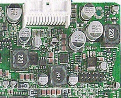 POWER SUPPLY 17PW26-x CN27 Power Supply Connector The DC voltages required at various parts of the