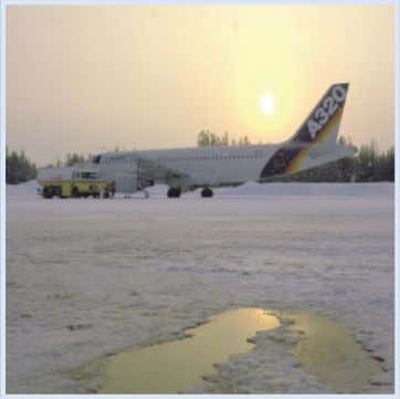 getting grips to with COLD WEATHER OPERATIONS AIRBUS INDUSTRIE Flight Operations Support - Customer Services Directorate