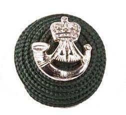 for Officers' No1 Forage Cap. NSN 8455-99-378-7176 Side Hat Boss & Badge (Officers & WOs only)