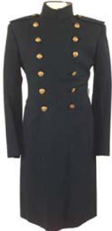 Coat, Mans, Bandmaster, Green Army Description: Coat, Mans, Bandmaster, Army. Cloth, Green. Size: Special Measure.