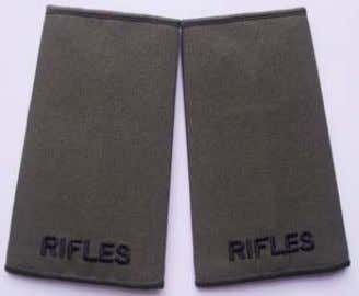 Rifles Rank Slide Corporal Rifles Rank Slide Serjeant Rifles Rank Slide Rifleman Rifles Rank Slide Colour
