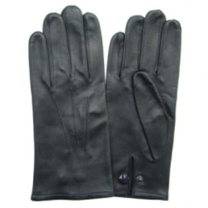 Gloves Officers & W O1s Officers & WO1s: Gloves black leather un lined, dome & stud