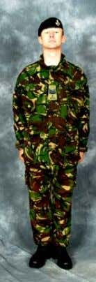 7 RIFLES. ACF Cadets based in Glos, Berks and Wilts may also wear the back badge