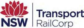 stored or transmitted by any person without the prior consent of RailCorp. UNCONTROLLED WHEN PRINTED Page