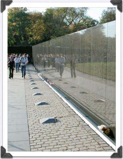 the order the victims died • The memorial has been highly praised by all sides for