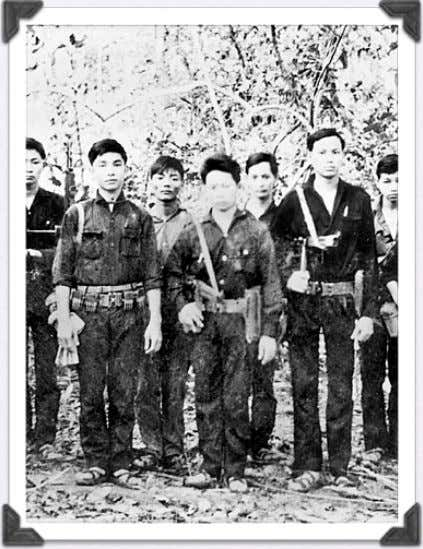 • They were known as the Vietcong • They sought to overthrow Diem's regime and unify