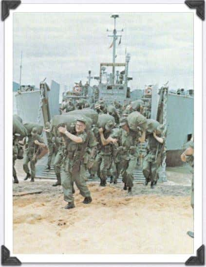 it gave Johnson broad military power in Vietnam • In the next year, 50,000 American troops