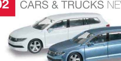 02 CARS & TRUCKS NEWS 03-04 2015 028431 11,50 € H0 1/87 H0 1/87 091886 15,50