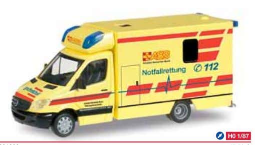CARS & TRUCKS NEWS 03-04 2015 03 H0 1/87 091800 17,50 € Mercedes-Benz Sprinter Fahrtec