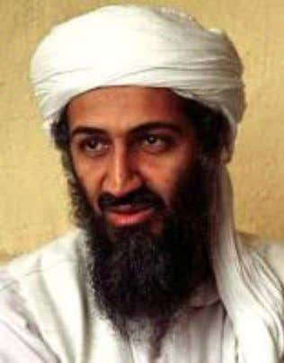 "very busy framing Arabs for terror plots against America. LEFT: BIN LADEN: ""I HAD NOTHING TO"