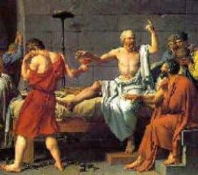 Do you have what it takes to break free? If so, read on! LEFT: SOCRATES TAKES