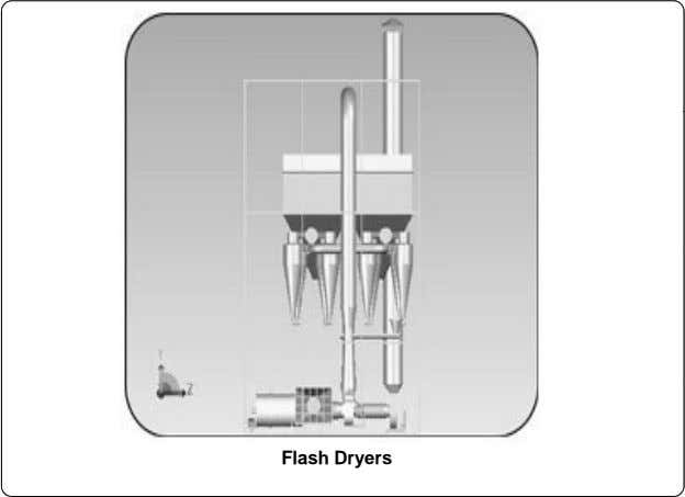 Flash Dryers