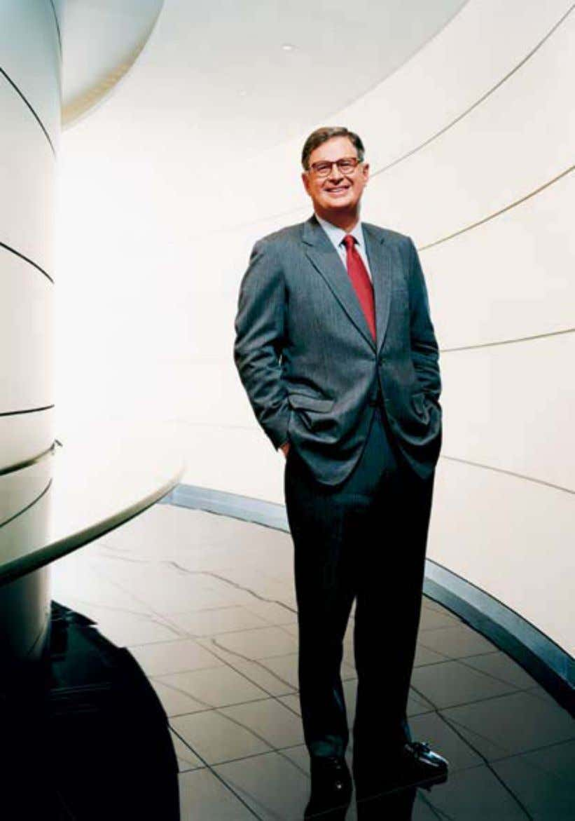 Samuel J. Palmisano — Chairman, President and Chief Executive Officer