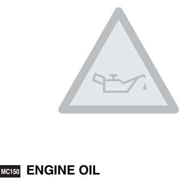 ENGINE OIL MC150