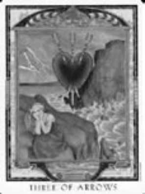 Goddess Tarot (1998). She conceived and illustrated the deck, she wrote the text and designed the