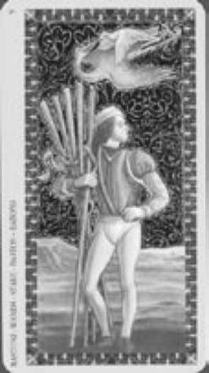 The Playing-Card Volume 33, Number 3 space is well used. The decorated borders give an impression