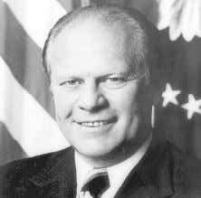 Alex Nagler 1. Gerald Ford dies at the age of 93. Gerald Ford, dead today. Senselessly