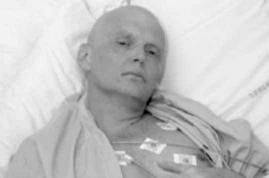 George Bush Killed Alexander Litvinenko By Natalie Schultz ___________ Not directly, but he most a ssuredly