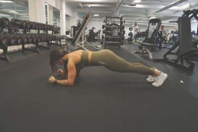 EXERCISE LIBRARY: WEEK 2 DAY 4 Crunch Kicks 