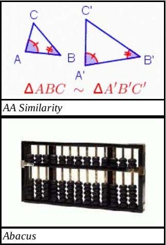 AASimilarity Abacus