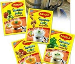 gravy dishes Bhuna masala for Vegetable Dal 7. Maggi Magic Cubes Chicken Vegetarian masala 8) Maggi