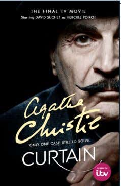 new retrospective by her biographer, Laura Thompson. A new edition of Curtain : Poirot's Last Case