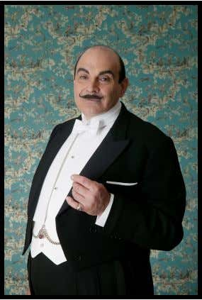 THE MANY CHARACTERISTICS OF HERCULE POIROT 1. Poirot is Belgian not French. 2. He drinks