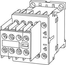 are rated for switching both AC and DC circuits. Coil voltages range from 12 VDC to