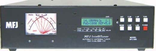 re-enables the amplifier. This entire cycle typically takes less than a second! Finally, if the MFJ-