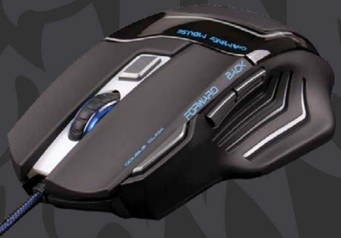 GAMING MOUSE GAMING LION 16101 oUTUBro 24