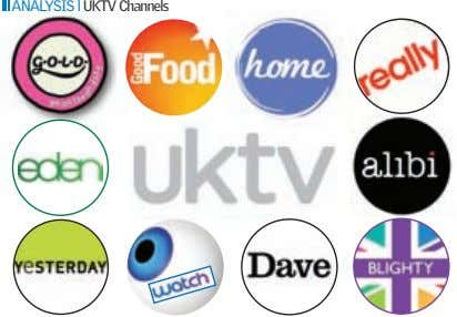 ANALYSIS l UKTV Channels